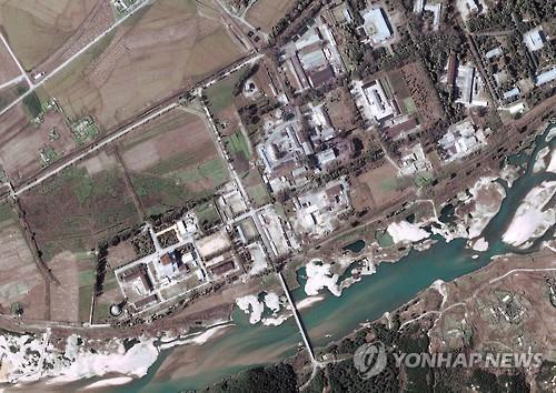"""38노스 """"북한, 영변 우라늄 농축공장 계속 가동 정황"""""""