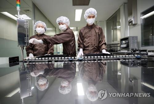 인천경찰청, 코로나19 치료제 생산업체 경비 강화