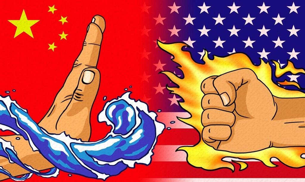 """中매체 """"미국의 반중노선 난관 봉착할 것…세계 이미 변해"""""""