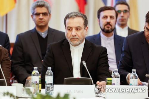 """이란 """"EU 제안한 핵합의 복원 회담 검토 중"""""""
