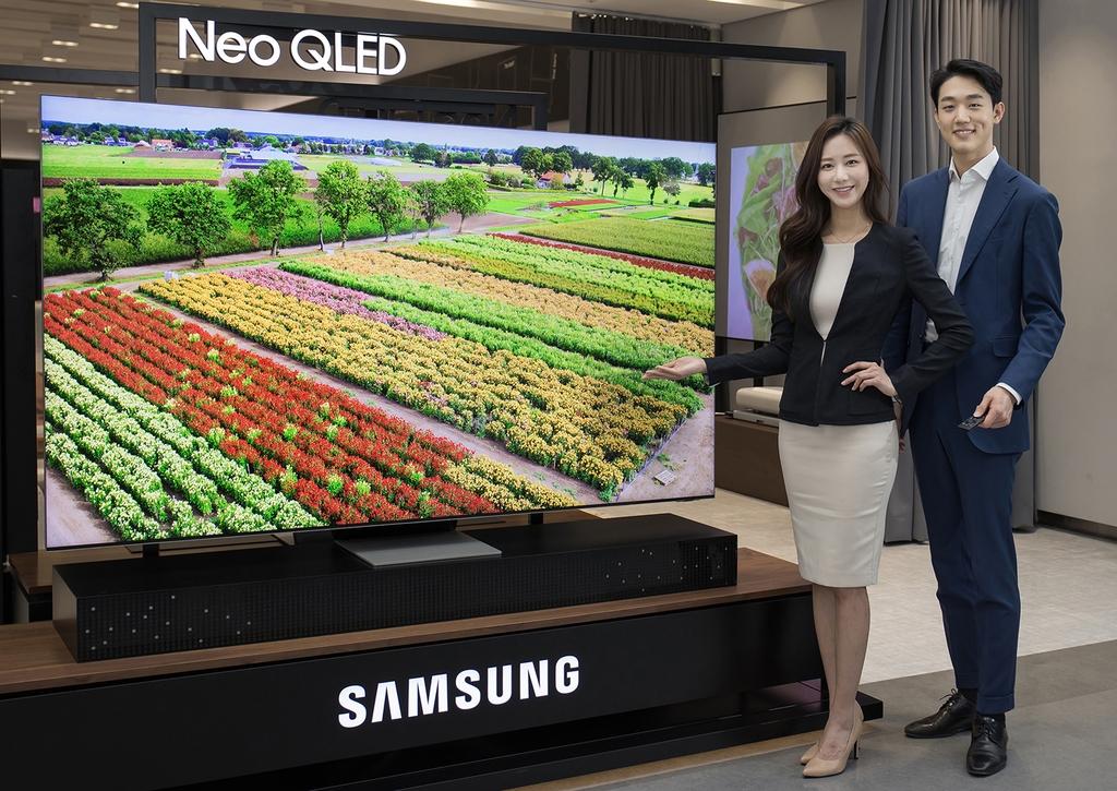 삼성 네오 QLED, 독일 전문지 TV 평가서 역대 최고점 받아