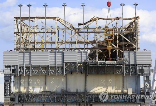 후쿠시마 원전 1호기 격납용기 압력 저하…강진 영향 가능성