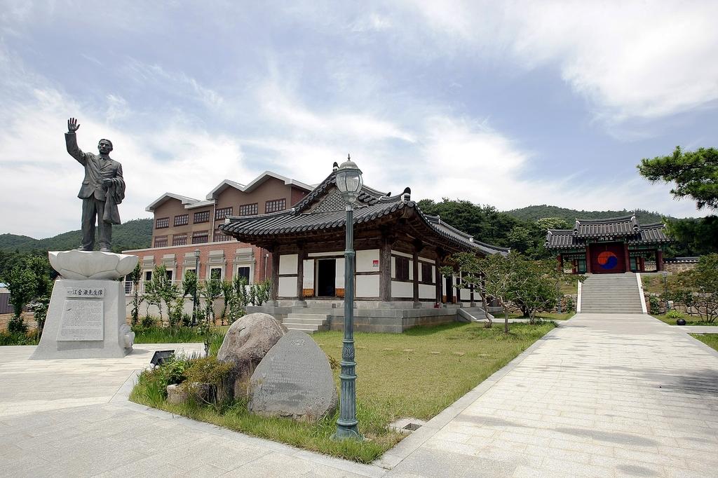 전남 함평 김철 기념관, 현충시설 만족도 전국 1위