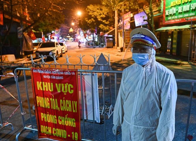 베트남 코로나19 지역감염 진정세…하이즈엉성으로 압축
