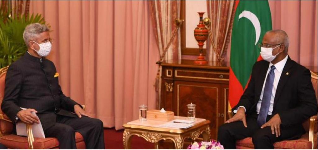 인도, 몰디브에 550억원 방위 분야 지원…중국 견제 속도