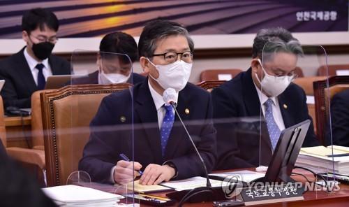 """변창흠 """"분양가상한제 가격 상승 문제 안타까워…제도개선 검토"""""""