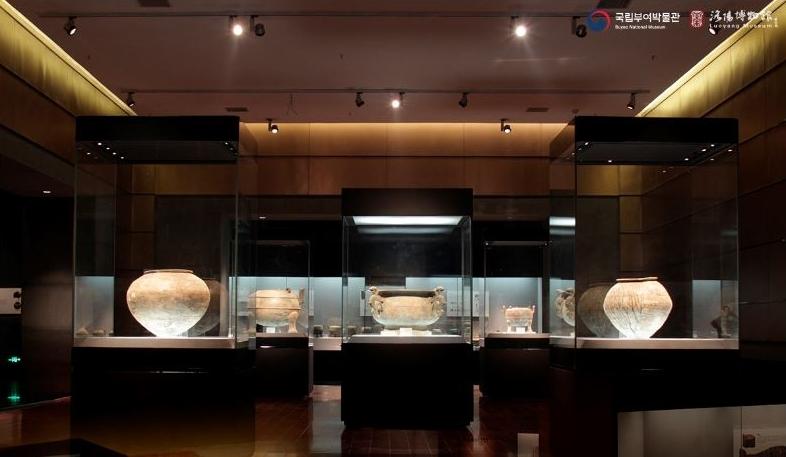 [문화소식] 국립부여박물관, 뤄양박물관과 디지털 교류전시