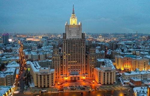 """러시아, 나발니 관련 EU 새로운 제재 부과 결정에 """"실망스럽다"""""""