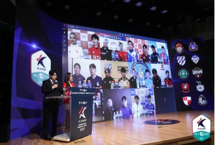 "K리그2 사령탑들의 기싸움…""초짜지만 우승"", ""쉽지 않은 무대"""