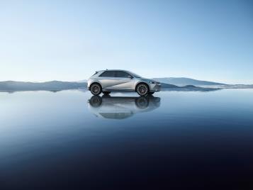 포니 닮은 현대차 아이오닉5…보조금 받으면 3천만원대에 산다