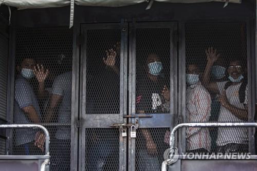 말레이 이민국, 미얀마인 1천여명 송환…법원 보류 명령 무시(종합)