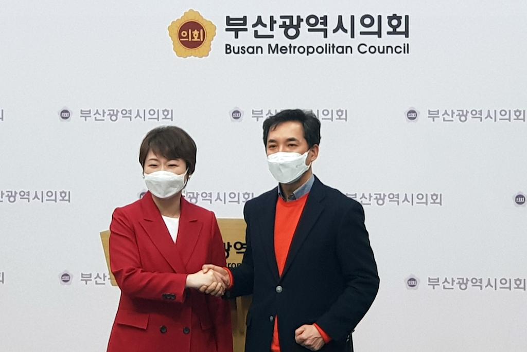 박민식 제안한 후보 단일화 결과는 이언주…본경선 3자 대결