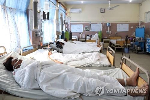 """""""아프간 평화협상 후 민간인 사상자 오히려 더 늘어"""""""