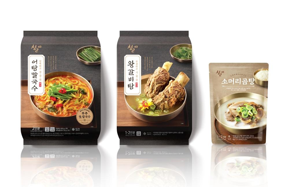 [금주신상] 농심 비빔면 '배홍동'·오뚜기 '옛날 사골곰탕죽'