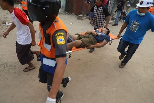 [쿠데타 한달] ① '미얀마의 봄' 유혈사태…국제사회, 군부 압박