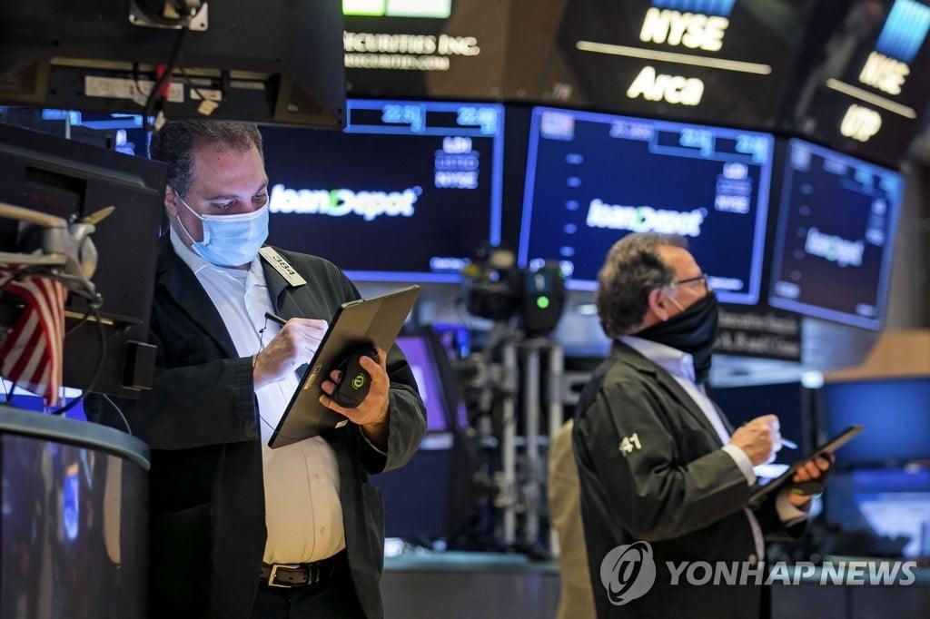 미 국채금리 급등, 조정장 시작?…테슬라 8.6%·이항 11% 급락