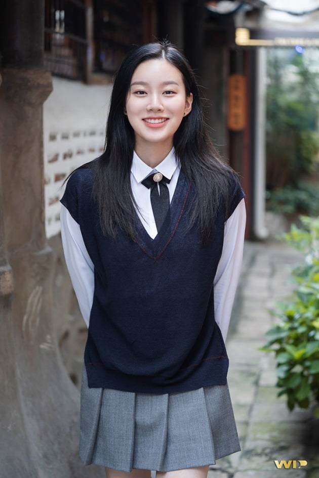 tvN '여신강림' 박유나/사진=WIP 제공