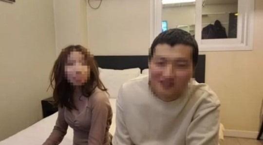 BJ땡초가 지적장애인 여성을 추행한 혐의로 경찰에 구속됐다. / 사진=온라인 커뮤니티 캡처