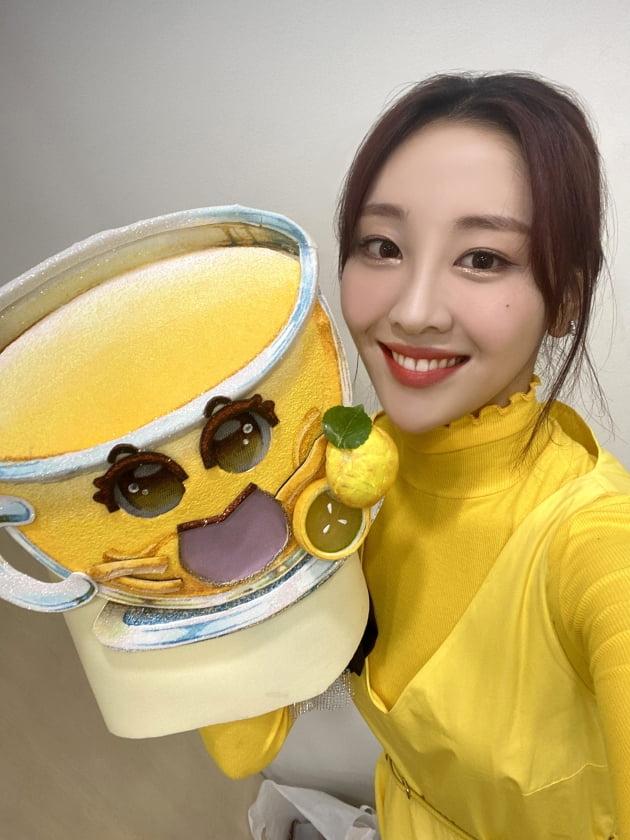 '복면가왕' 이달의 소녀 이브./ 사진제공=블록베리크리에이티브