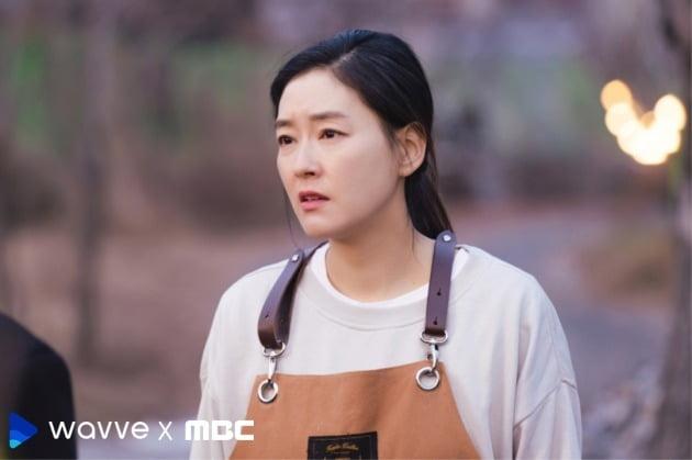 '러브씬넘버#' 스틸컷./사진제공=웨이브, MBC
