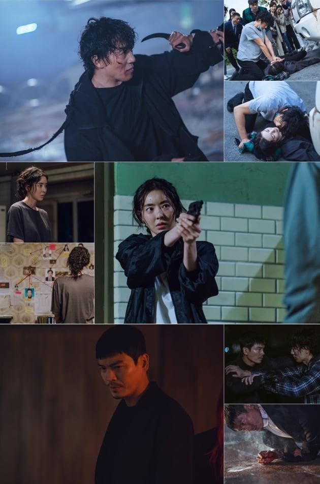 '루카 더 비기닝' 스틸컷/ 사진=tvN 제공