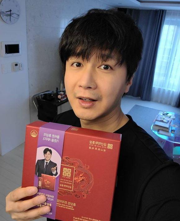 /사진=김승현 인스타그램