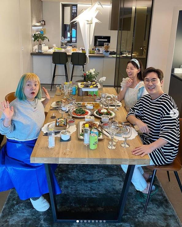 /사진 = 김우리 인스타그램