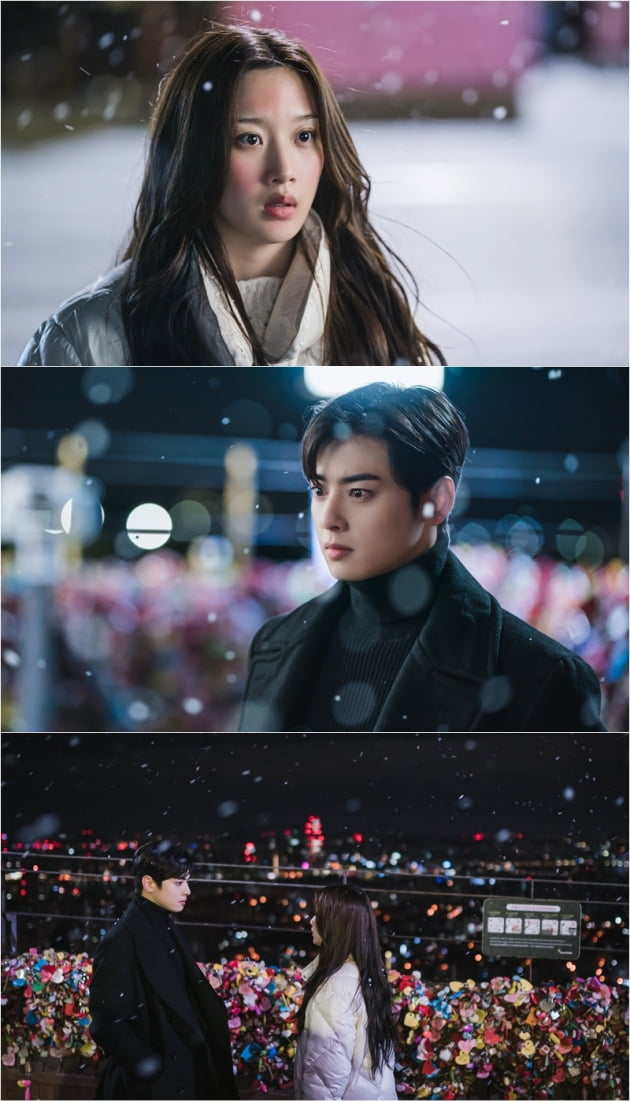 tvN 수목드라마 '여신강림' 스틸컷. /사진제공=tvN