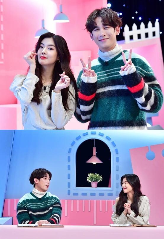 이선빈, 박기웅이 '나의 판타집'에 출연한다. / 사진제공=SBS