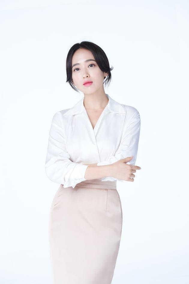배우 김민정. /사진제공=WIP(더블유아이피)