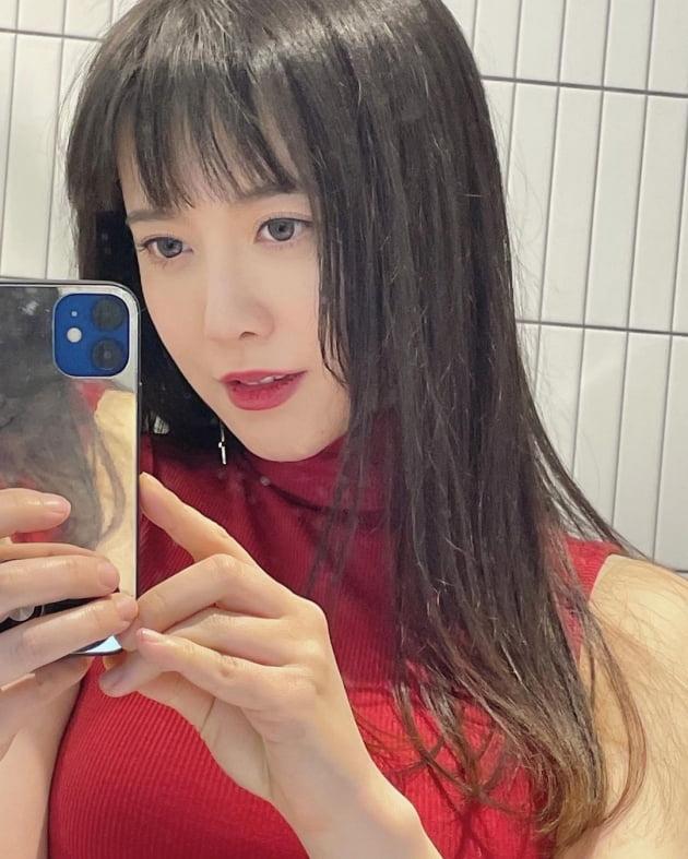 """'-14kg' 구혜선, 소고기 치팅데이 선언 """"오늘은 많이 먹을 거예요"""""""