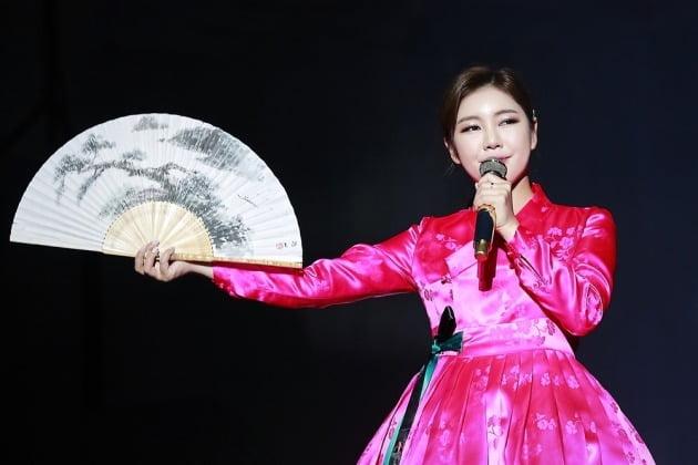 가수 송가인 / 사진제공=포켓돌스튜디오