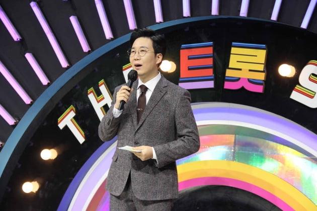 '더 트롯쇼' MC 도경완/ 사진=SBS MTV 제공