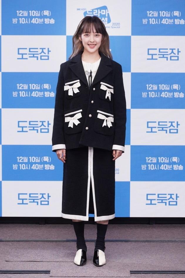'도둑잠' 배우 김보라./사진제공=KBS