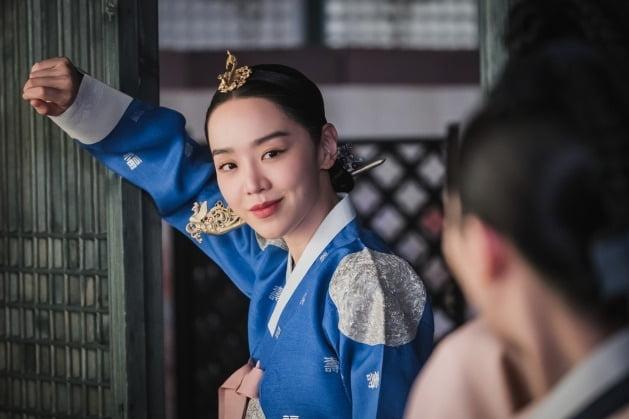 드라마 '철인왕후'의 신혜선 / 사진제공=tvN