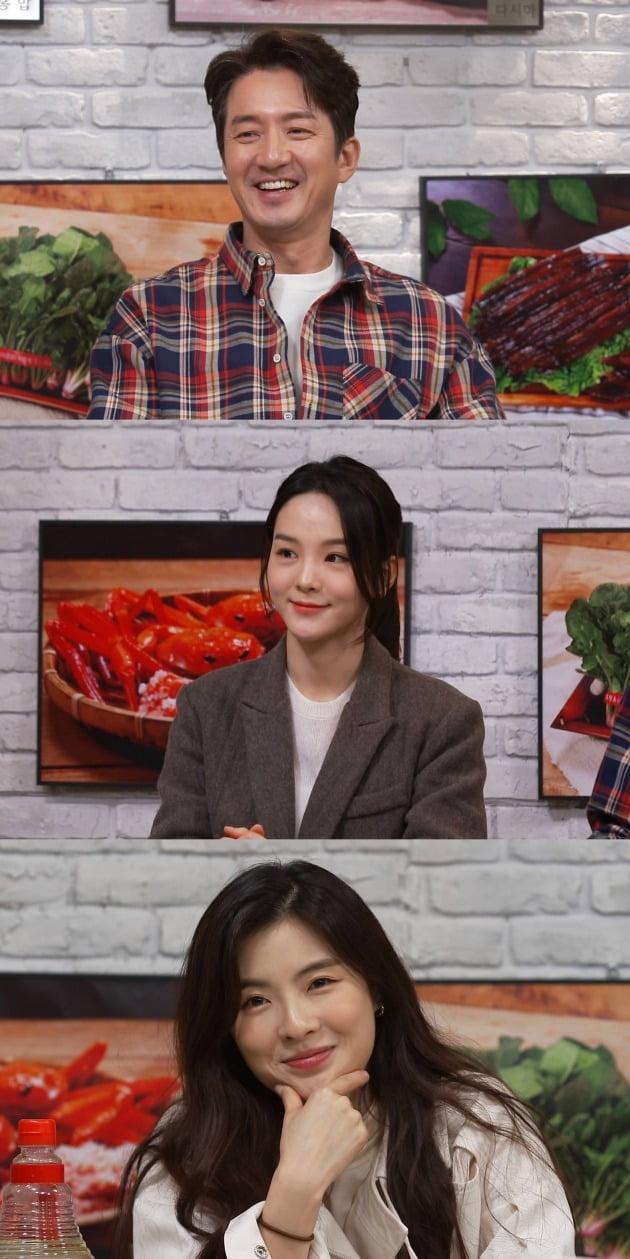 정준호(위부터), 송소희, 이선빈이 '맛남의 광장'에 출연한다. / 사진제공=SBS