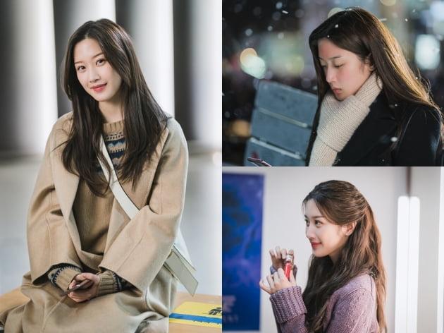 '여신강림' 속 문가영/ 사진=tvN 제공