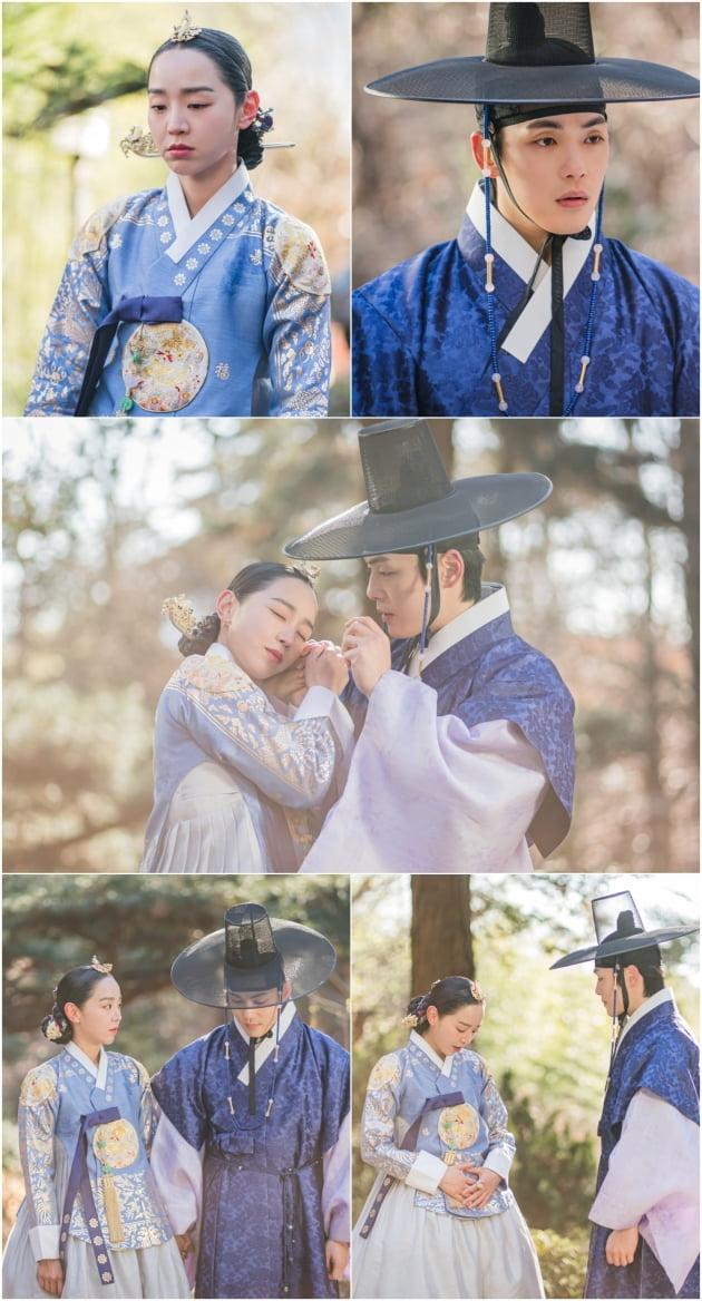 '철인왕후' 신혜선, 김정현 스틸컷/ 사진=tvN 제공