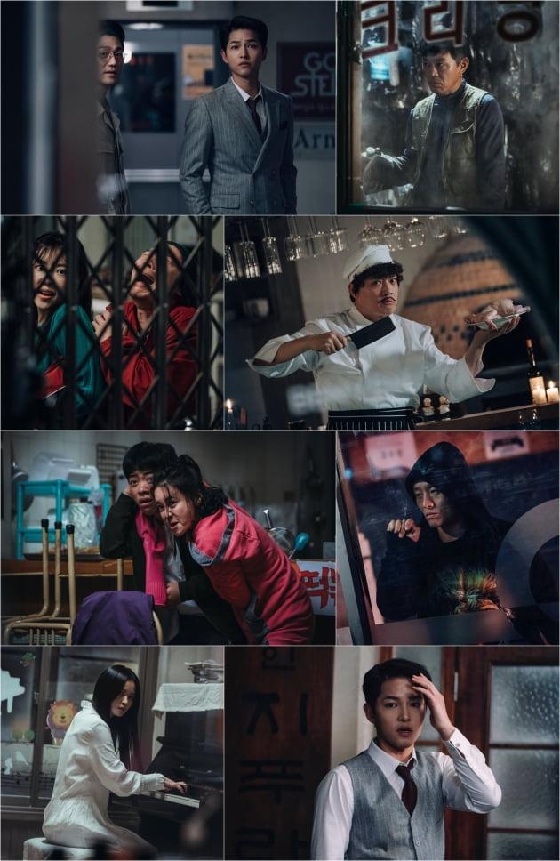 '빈센조' 스틸컷/ 사진=tvN 제공