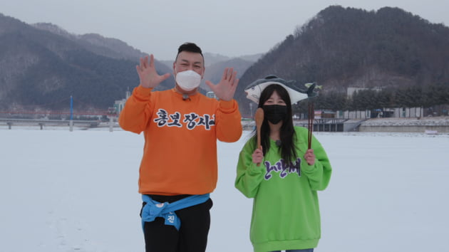 '6시내고향' 백승일(왼쪽), 유튜버 쯔양/ 사진=KBS1 제공