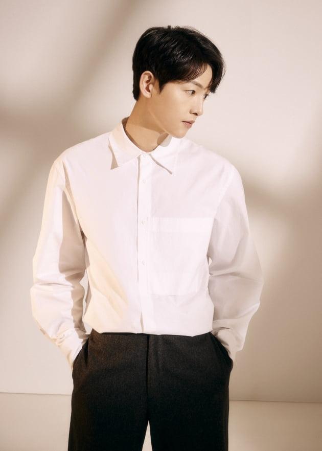 영화 '승리호'의 배우 송중기 / 사진제공=넷플릭스