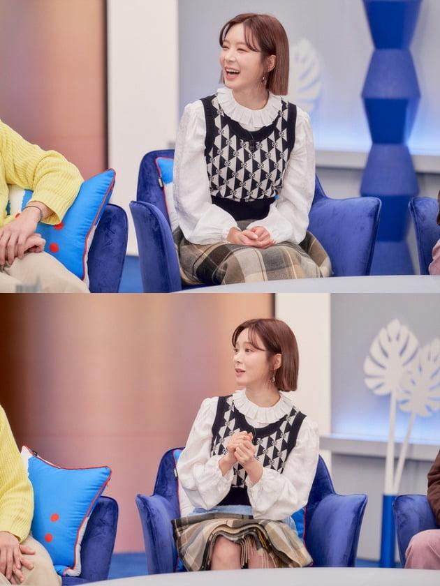 '온앤오프' 초아./사진제공=tvN