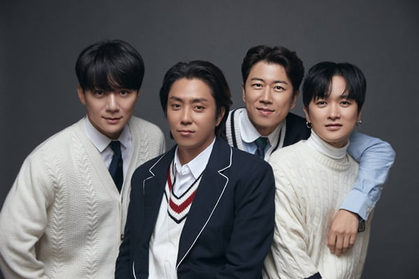 그룹 젝스키스/ 사진=YG엔터테인먼트 제공