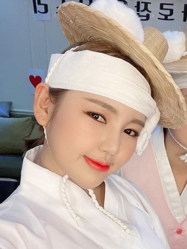 가수 송가인 / 사진제공=포켓돌 스튜디오