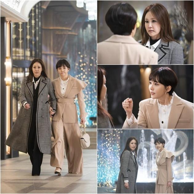 '펜트하우스2' 신은경, 윤주희 / 사진제공=SBS