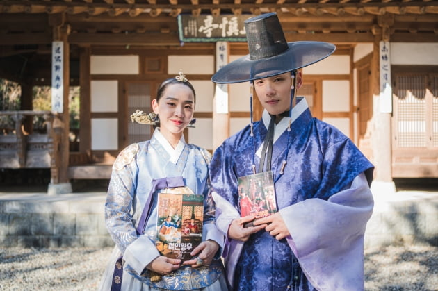 /사진=tvN 주말드라마 '철인왕후' 스틸
