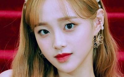이달의 소녀 츄, 학폭글 유포자 고소 예고