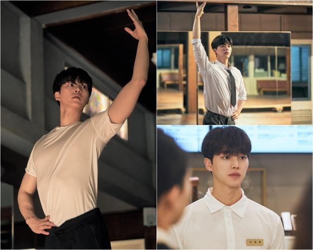 '나빌레라' 송강 첫 스틸 공개 /사진=tvN 제공