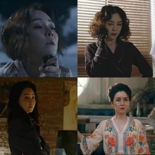 배우 김정난 / 사진 = 케이스타엔터테인먼트 제공