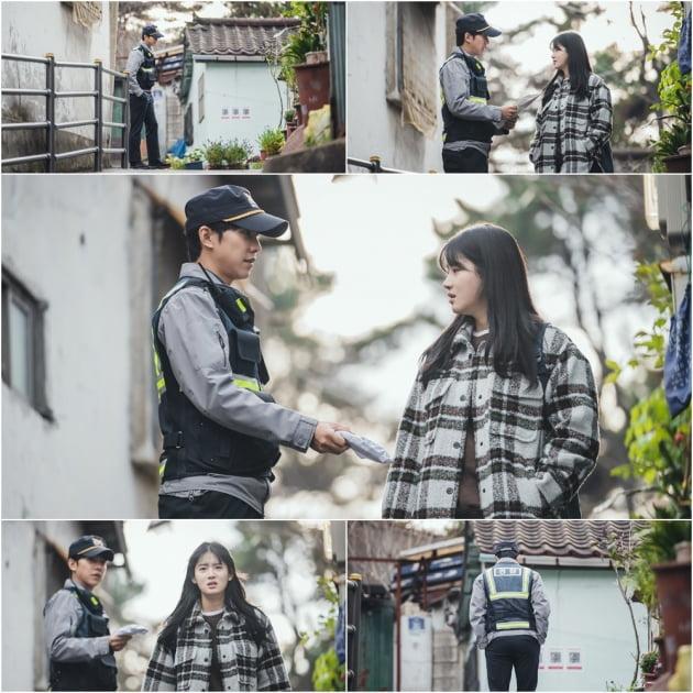 '마우스' 이승기-박주현 투샷./ 사진제공=tvN